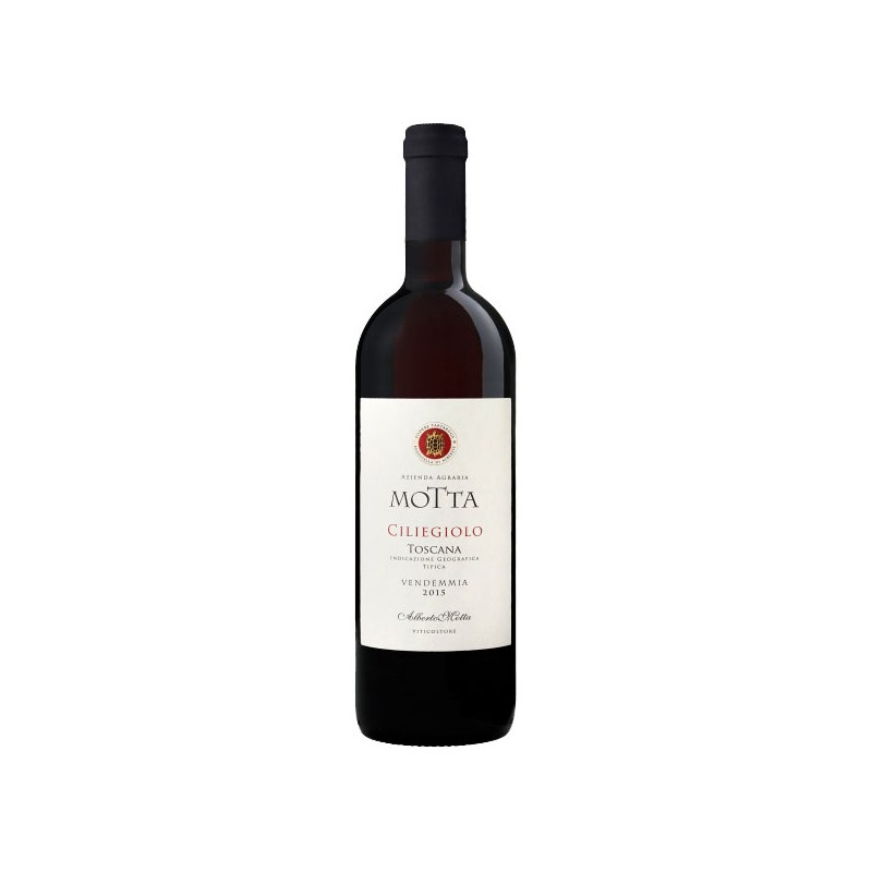 Italian Red wine Toscana IGT Rosso Ciliegiolo Giove bottle