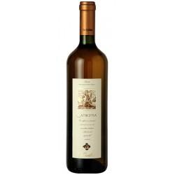 Italian white wine Amicitia Bianco IGT Veneto Orientale BIO