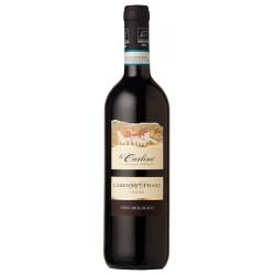 Italian red wine Cabernet Franc DOC Venezia BIO