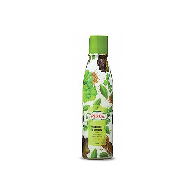 Vinaigrette with Mustard 250ml PET bottle
