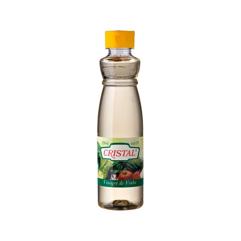 Portuguese White wine vinegar 6.5º 250ml bottle