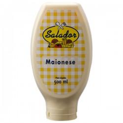 Mayonnaise Top Down 500ml PET