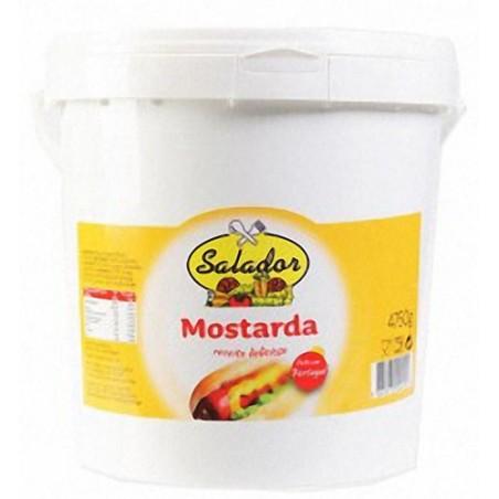 Mustard Sauce 5Kgs Bucket