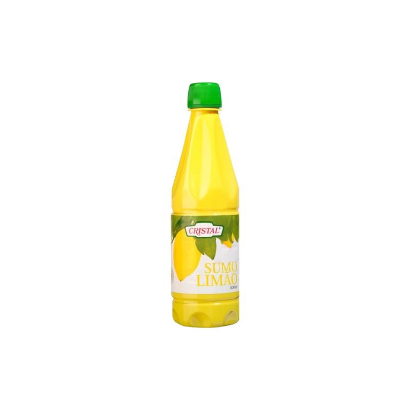 Lemon Juice PET bottle with 500ml