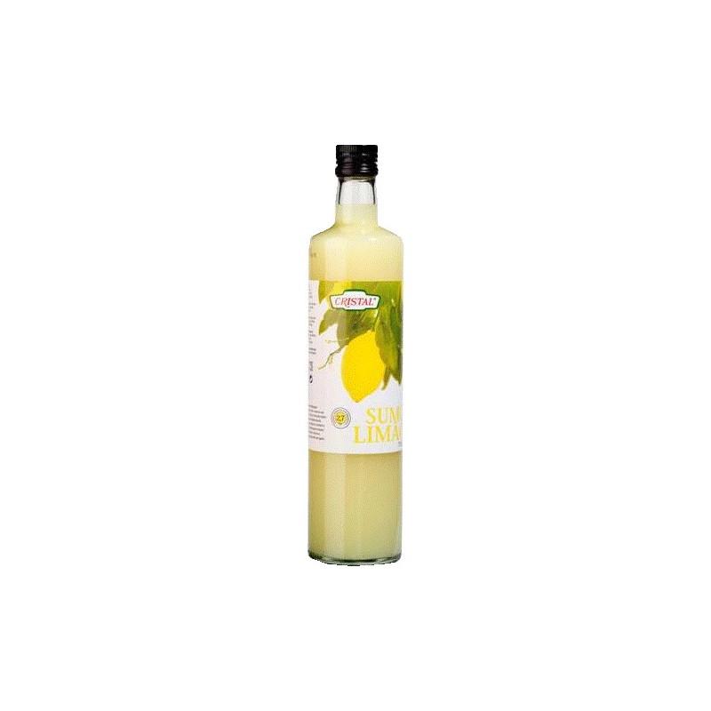 Lemon Juice Glass Bottle 750ml