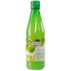 Lime Juice PET bottle with 500ml