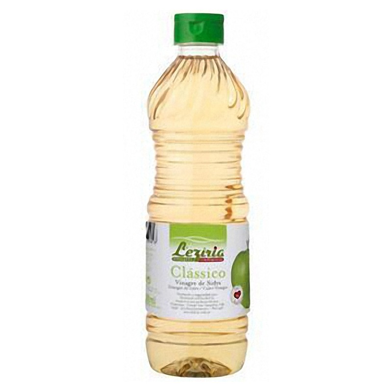 Classical Cider Vinegar acidity 5º 500ml PET bottle