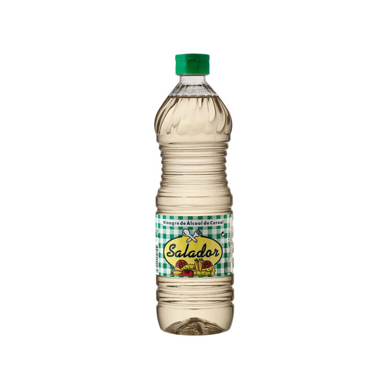 Cereal Alcohol Vinegar 4º 750ml PET bottle