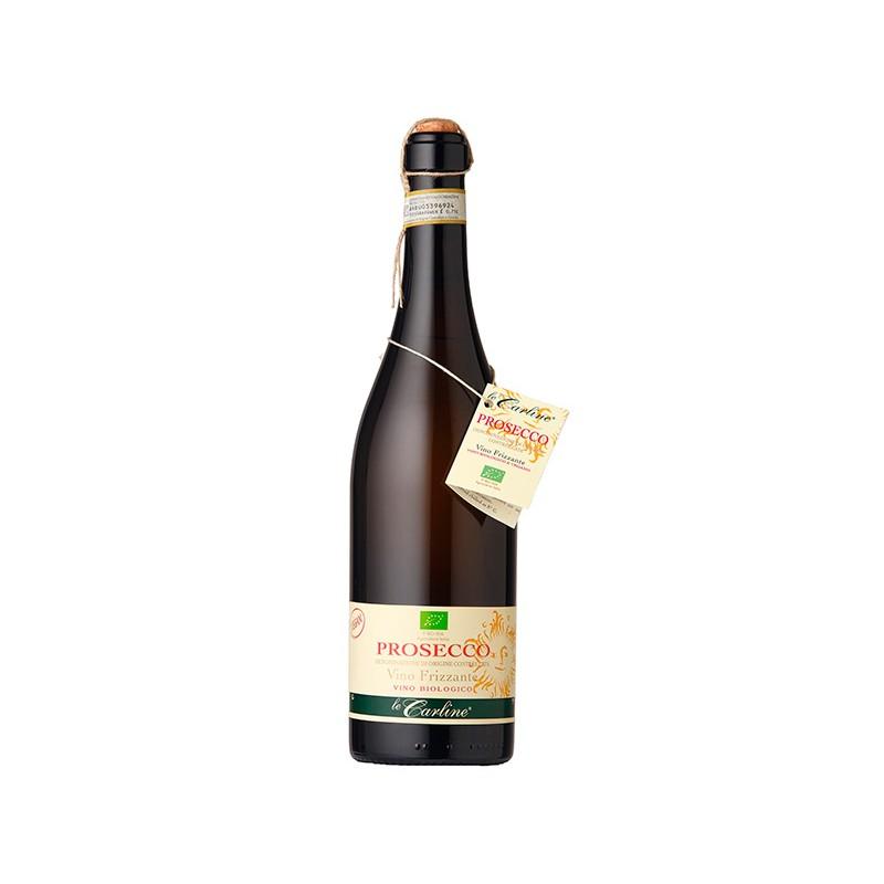 Prosecco DOC frizzante BIO tappo stelvin bottle