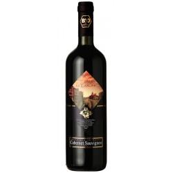 Italian red wine Cabernet Sauvignon DOC Lison Pramaggiore bottle