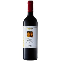 Organic Italian Red Wine SARICA ROSSO in 75cl bottle
