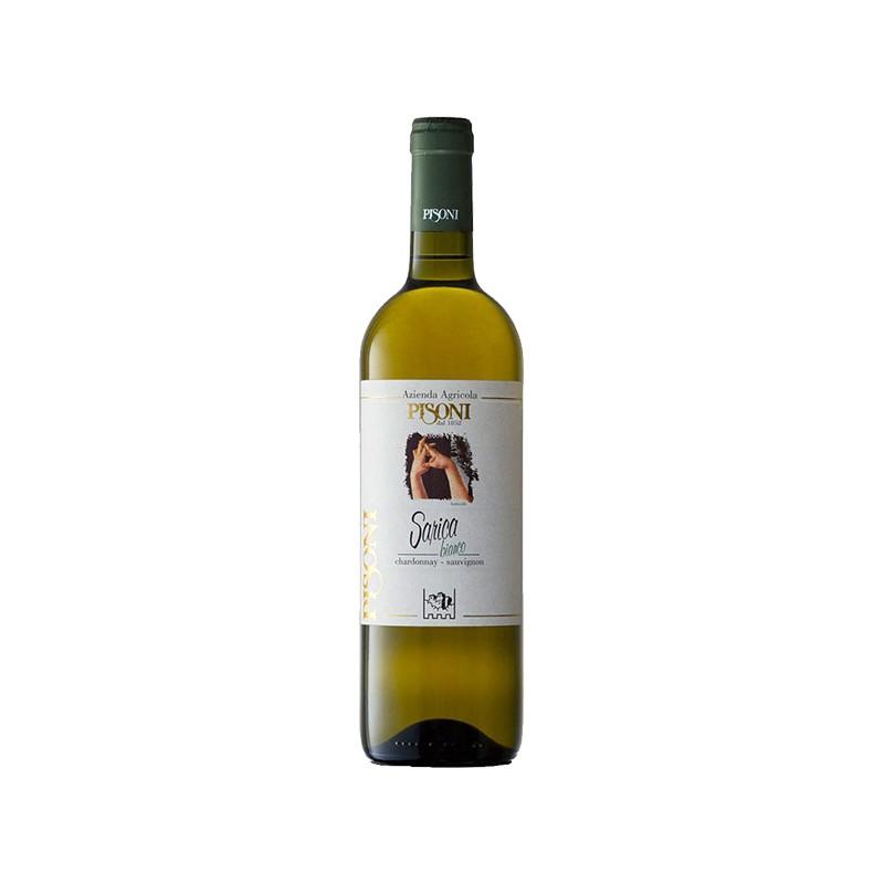 Italian Organic White Wine SARICA BIANCO in 75cl bottle