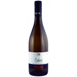 Italian Organic White Wine CODECCE without sulphites in 75cl bottle