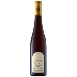 Organic Italian Vino Santo Raisin Wine in bottle