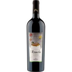 Organic white wine ALZAVOLA BIANCO in 75cl bottle
