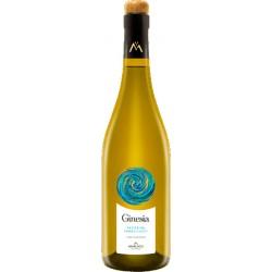 Organic white wine GINESIA PASSERINA TERRE DI CHIETI in 75cl bottle
