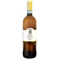 Italian organic white wine Montefalco Bianco DOC 75cl bottle