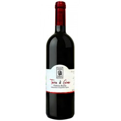 Italian organic red wine Terre di Giano IGT Umbria vegan certified 75cl bottle