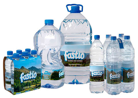 Water PET bottle available sizes