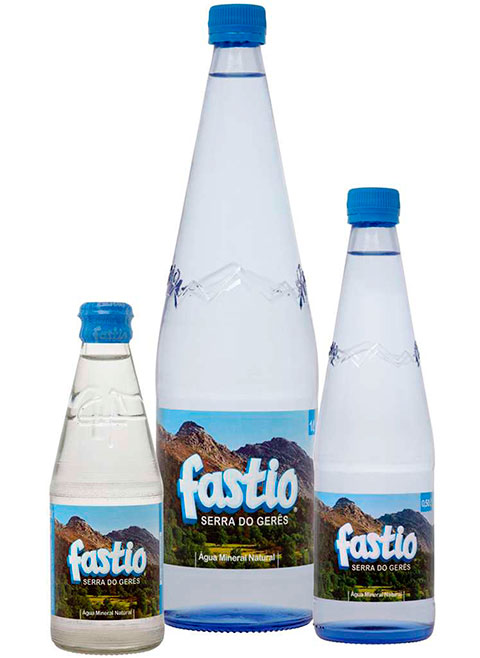 Mineral Still Water in Glass Bottle